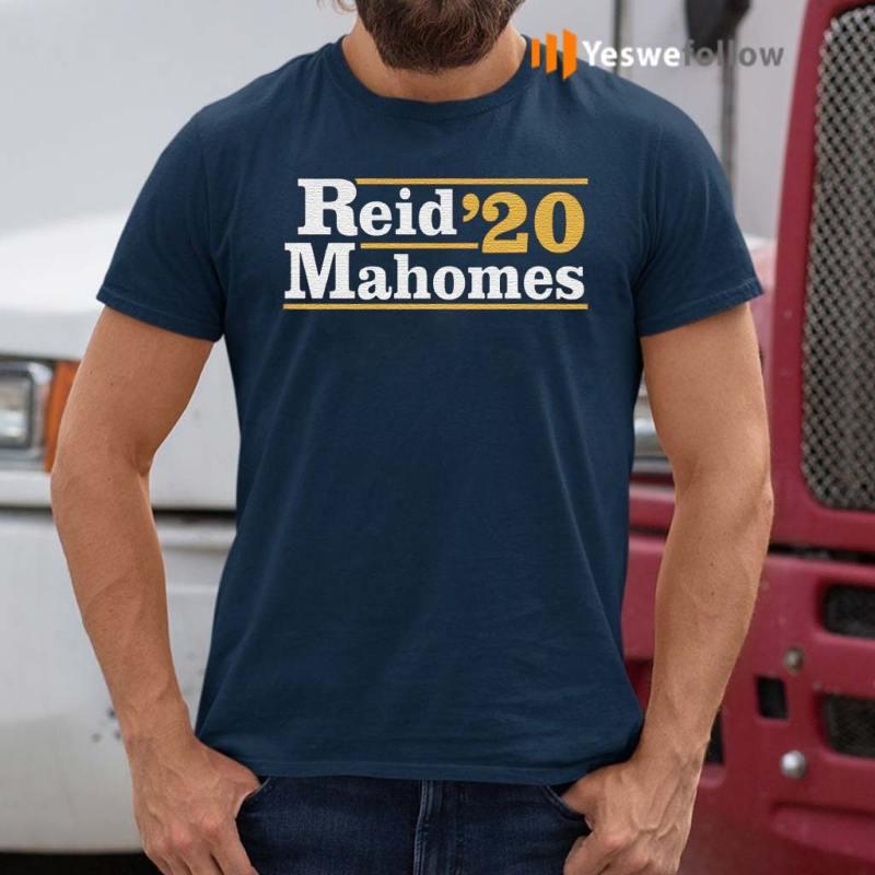 Andy-Reid-Patrick-Mahomes-2020-T-Shirts