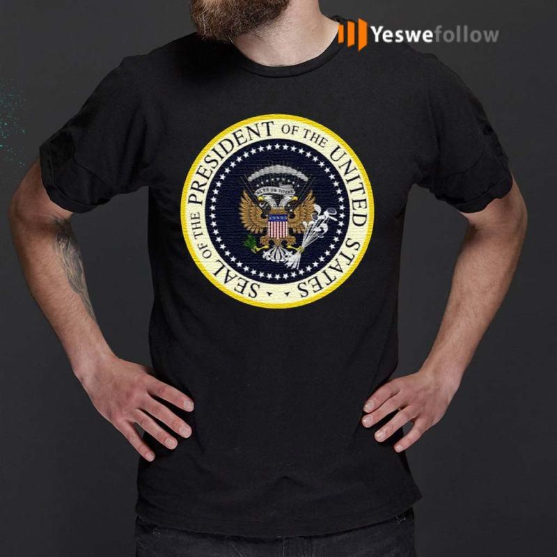 Fake-Presidential-Seal-T-Shirt