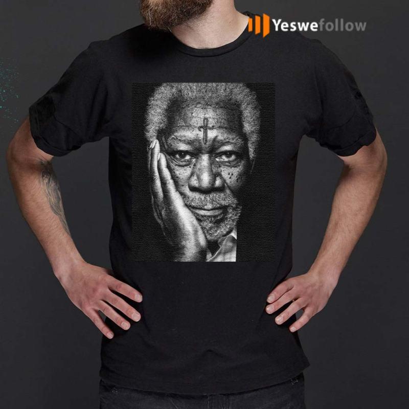 Morgan-Freeman-Photographed-shirts