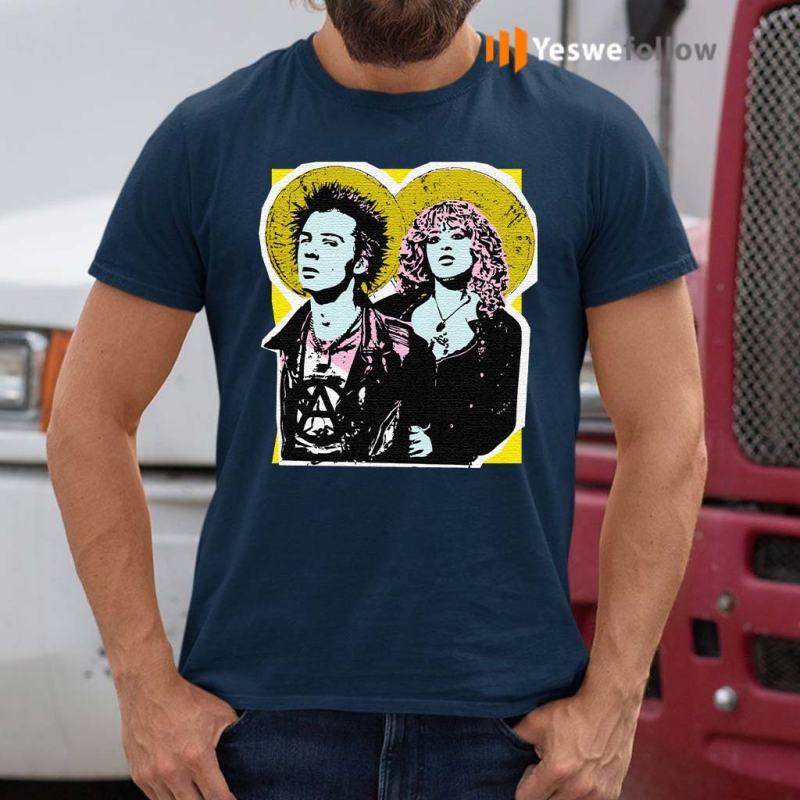 Sid-and-Nancy-Classic-T-Shirt