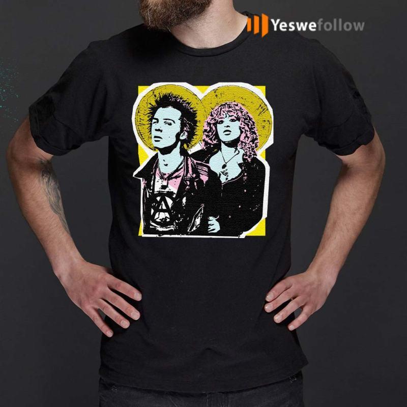 Sid-and-Nancy-Classic-T-Shirts