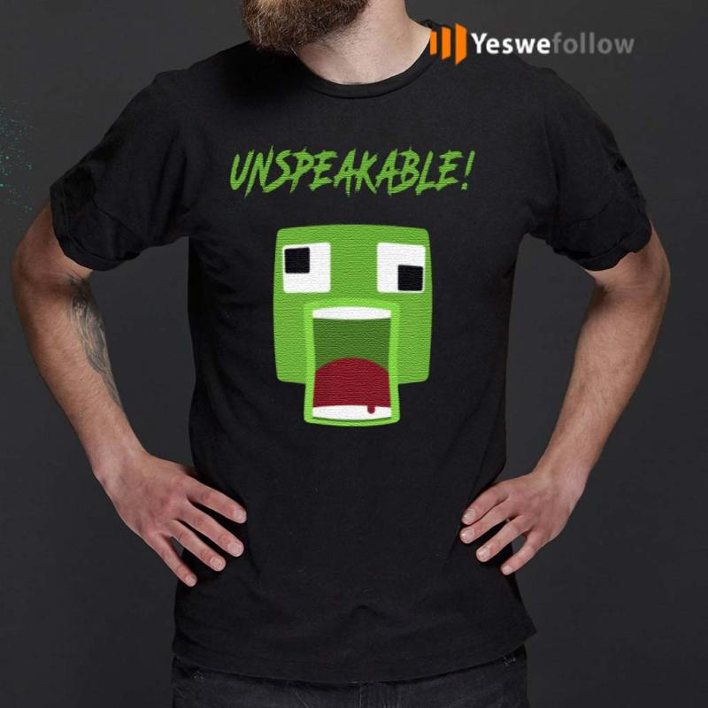 Unspeakable-T-Shirts