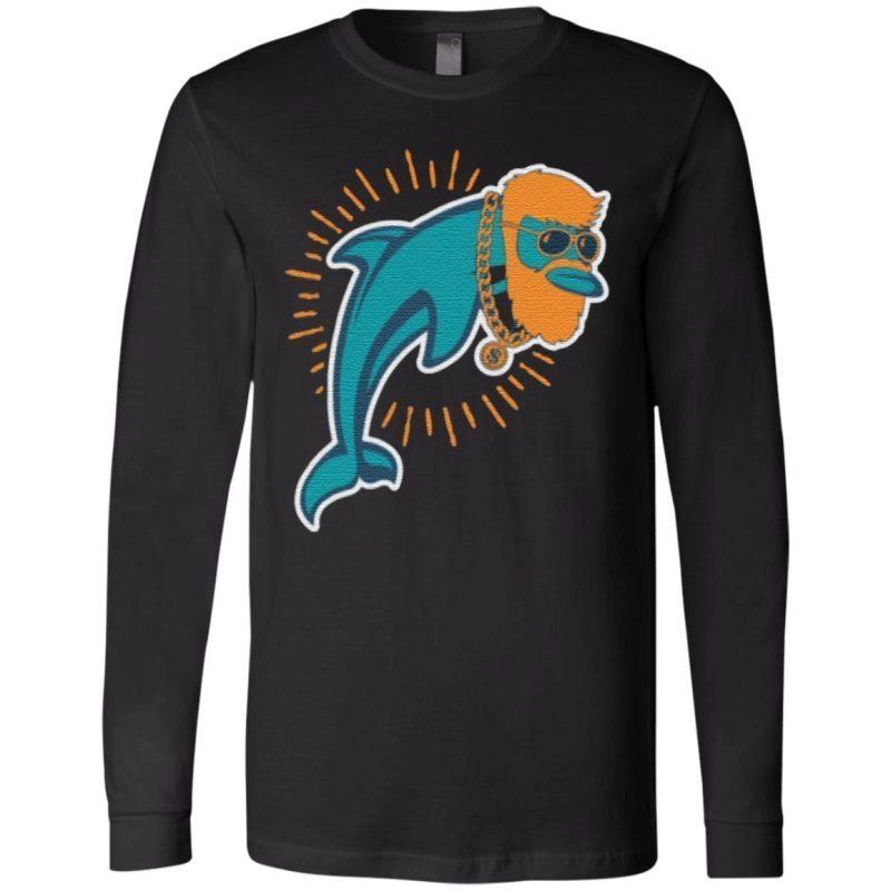 Fitz The Magic Dolphins Miami Ryan Fitzpatrick T Shirt