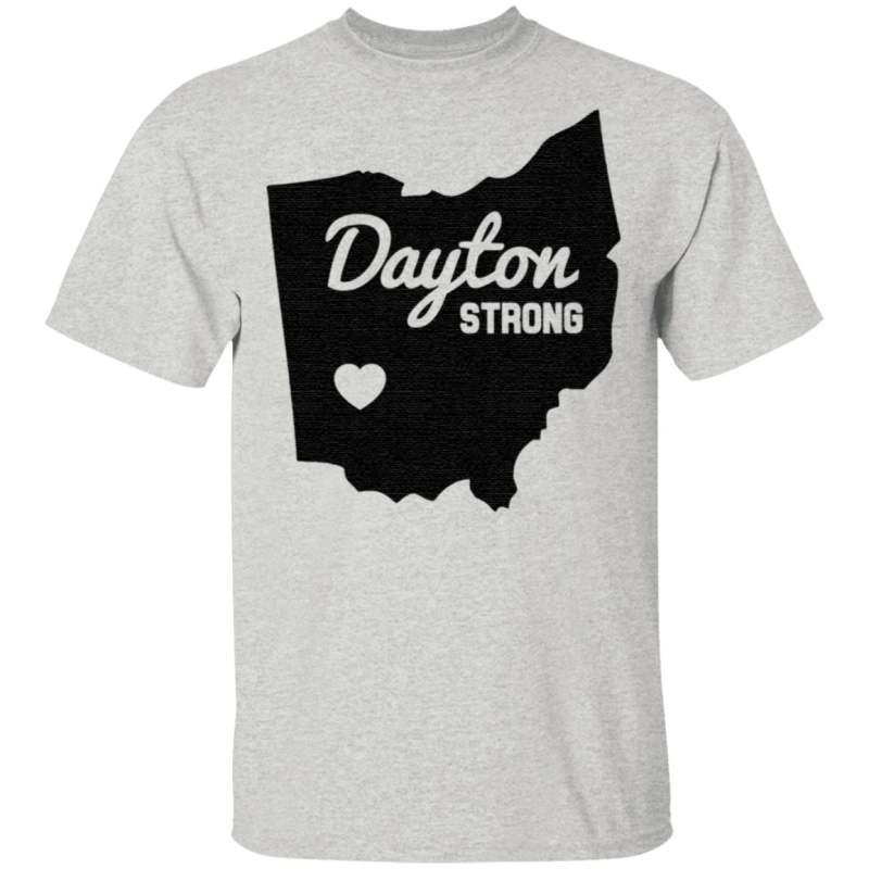 Dayton Strong T Shirt