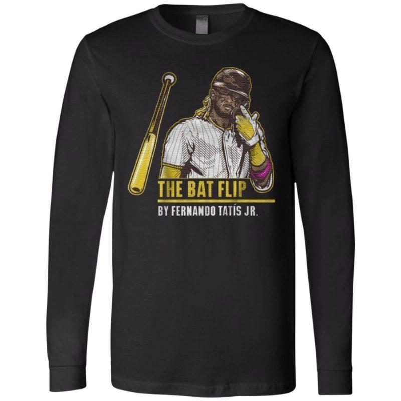 the tatis the bat flip t shirt