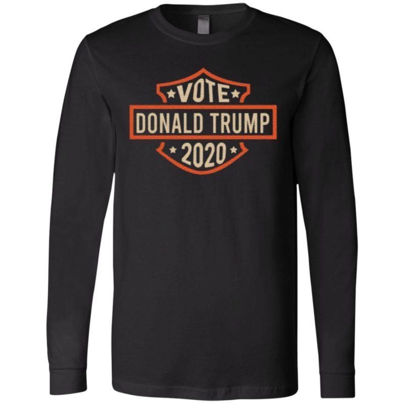 Vote Donald Trump 2020 T Shirt