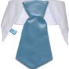 Cuello con corbata para perros grandes, medianos o pequeños