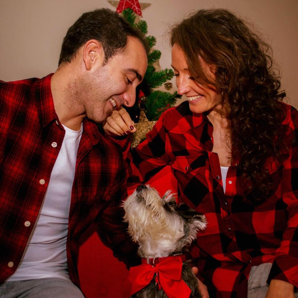 Opinión Yes We Pet novia Elena y el perro suri