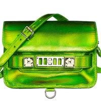 20 Tendencias de ropa y accesorios verdes: Colores it, el verde (II)