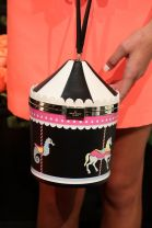 Kate Spade Carrousel cluch Spring 2016