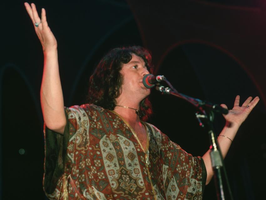 Jon Anderson in Concert