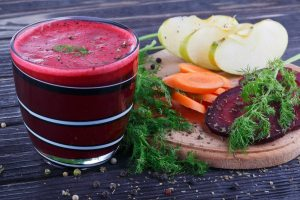 how to make apple carrot beetroot juice