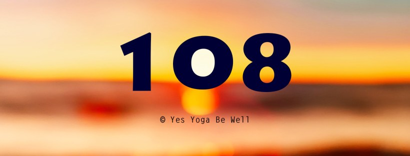 why is 108 special number in yoga