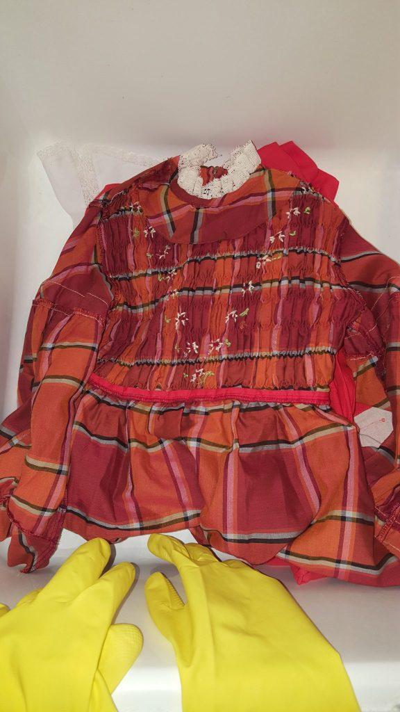 1970s Girl Dresses Vinegar Smoke