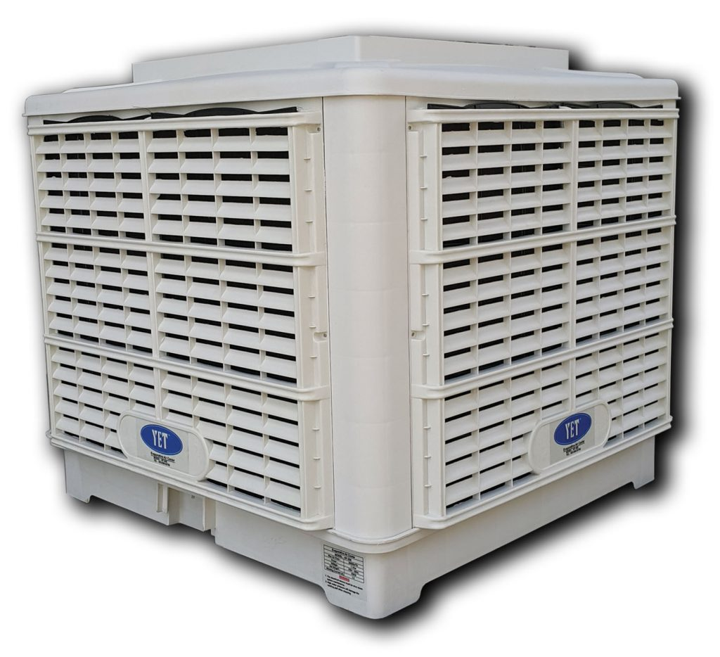 Industrial Evaporative Air Cooler System