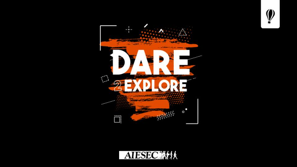AIESEC Greece Event – Dare2Explore