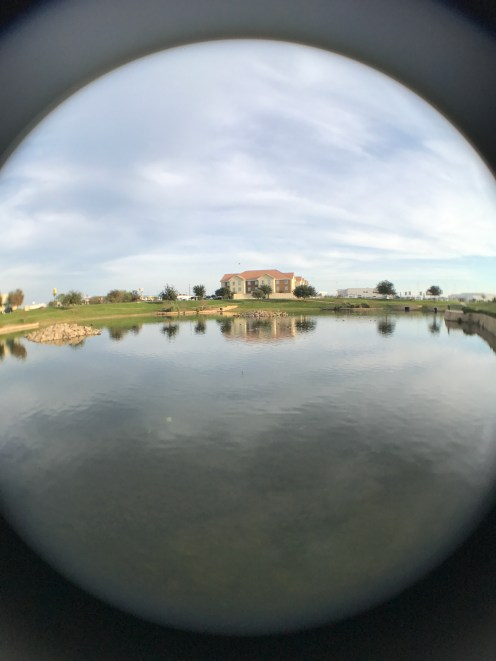 Fisheye (No Magnification)