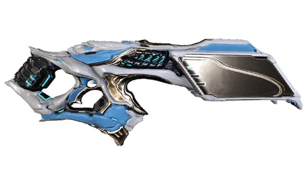 Warframe Acceltra Weapon