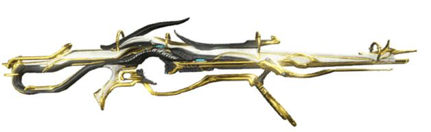 Warframe Vectis Prime Weapon