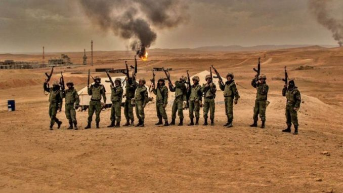 Daesh lessivé