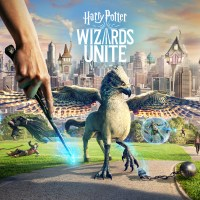 Harry Potter: Wizards Unite pokazuje postęp w grach AR.