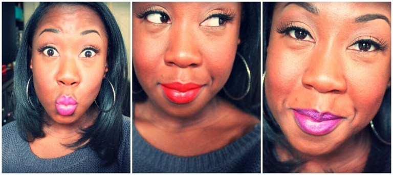 Lipstick Fun For Dark Girls