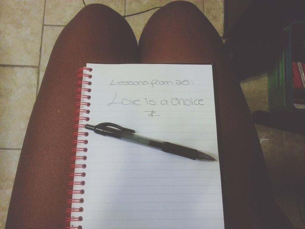 lesson25love