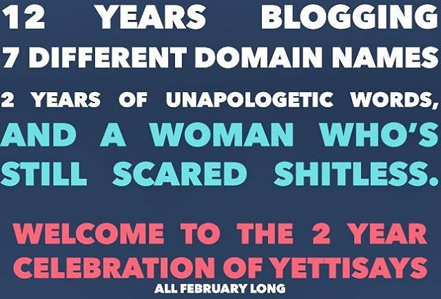 YettiSays 2 Year Anniversary – #GIVEAWAY ALERT