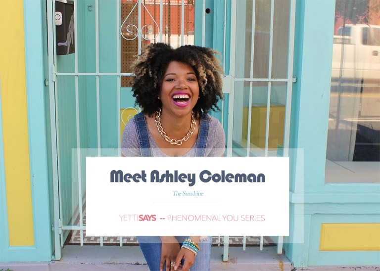 Dreaming In Color – Meet Ashley