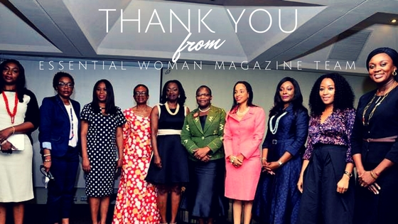 Thank you for attending the Essential Woman Magazine Launch