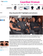 Eloy Awards 2017 highlights and winners — Guardian Woman — The Guardian Nigeria Newspaper – Nigeria and World News