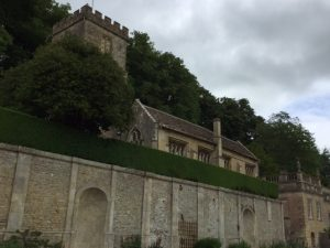 St James Chapel at Dyrham Park