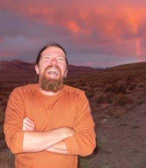 David Lukas Enjoying the SIerra Nevada