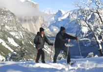 Yosemite Extended Snowshoe Hikes