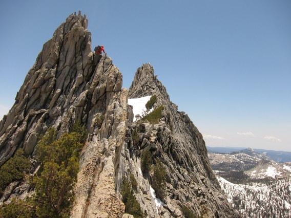 On a Mission, Echo Peak #3, Yosemite National Park