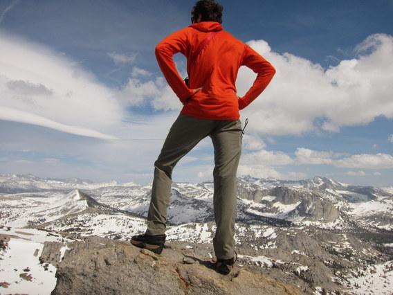 Alpinist Glow, Yosemite National Park