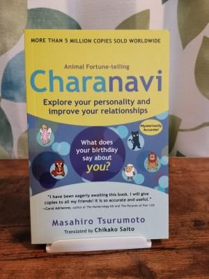 Charanavi book by Masahir Tsurumoto translated by Chikako Saito