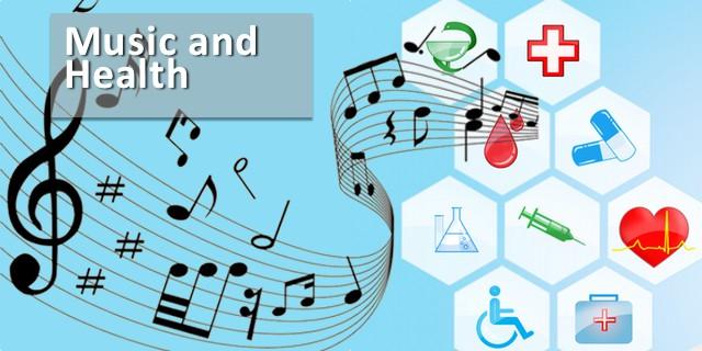 benefits of music on health