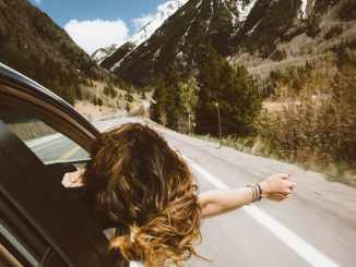 health benefits of car trip