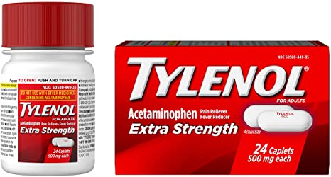 how long does it take for tylenol to work
