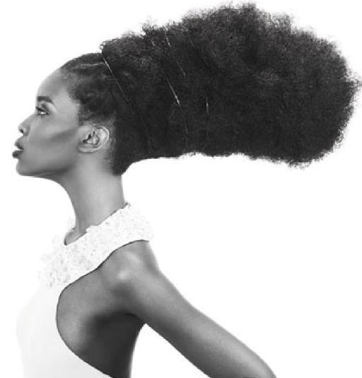BLACK WOOLLY HAIR IS THE MOST BEAUTIFUL HAIR IN THE WORLD! #4
