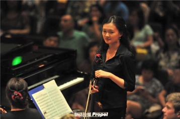 National Youth Orchestra of Scotland, China Tour, Tianjin Concert Hall (August 2015)
