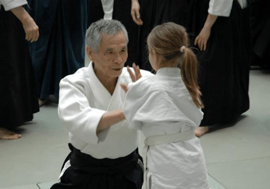aikido leçon