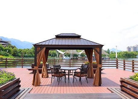 small patio gazebo supplier home