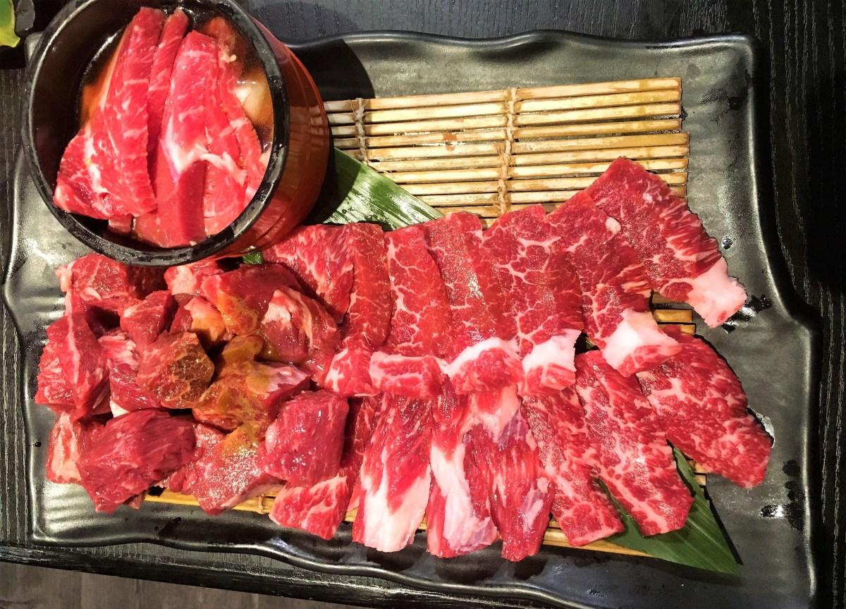 【放題】旺角兩小時任食安格斯牛 – 德家日式燒肉店