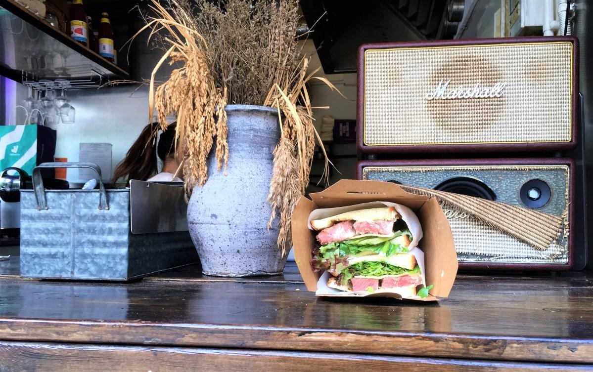 尖東上班族的午餐: 慢煮工業 - 要返工就唯有慢煮、快食、快閃!