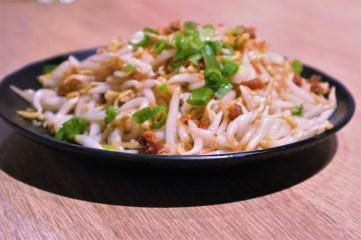 「鹹魚炒怡保芽菜」