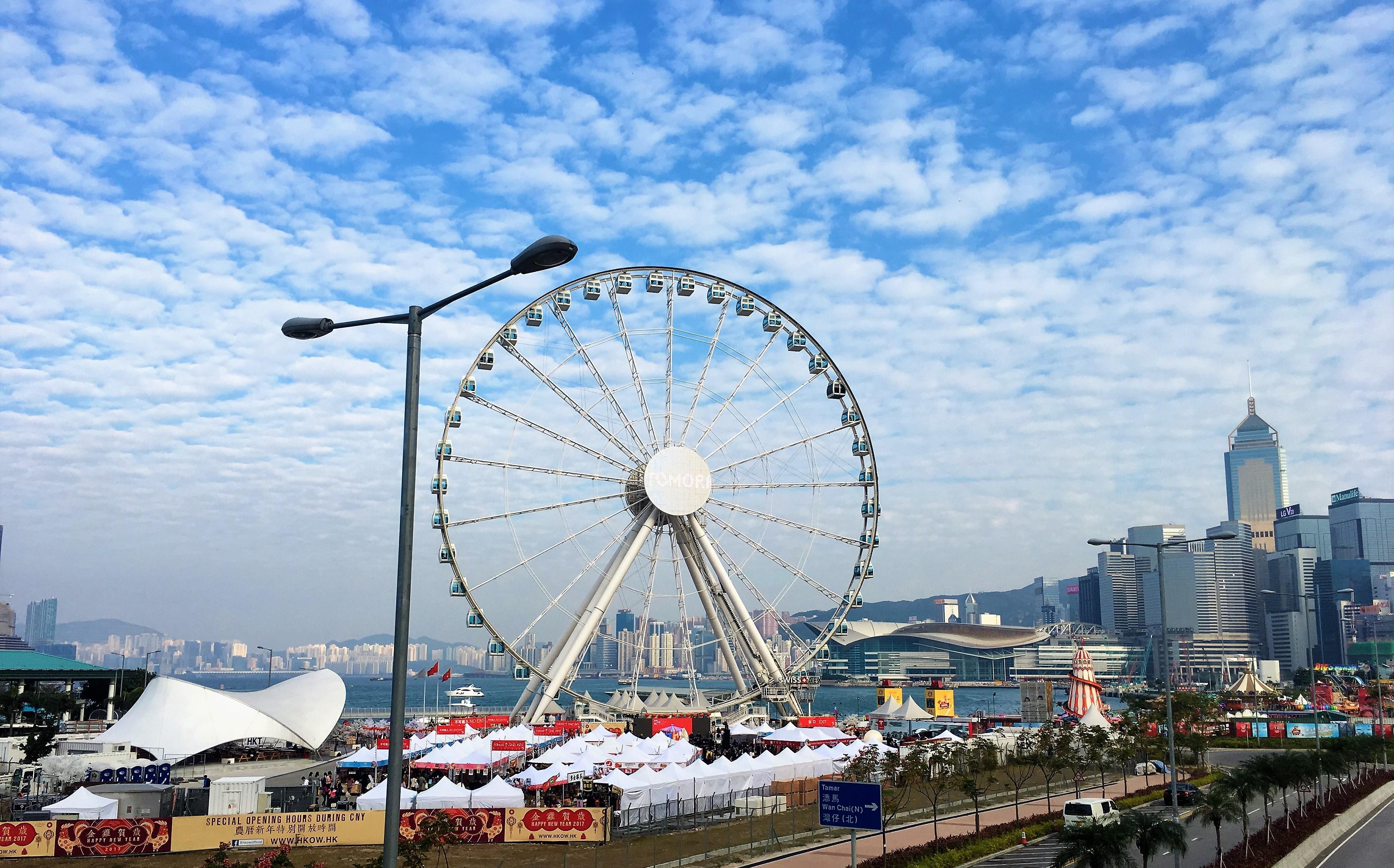 中環都有年宵市場!「Mart in Hong Kong」中環年宵2.0 @ 香港摩天輪 – Y F L 生活博客 by Kelvin Leung