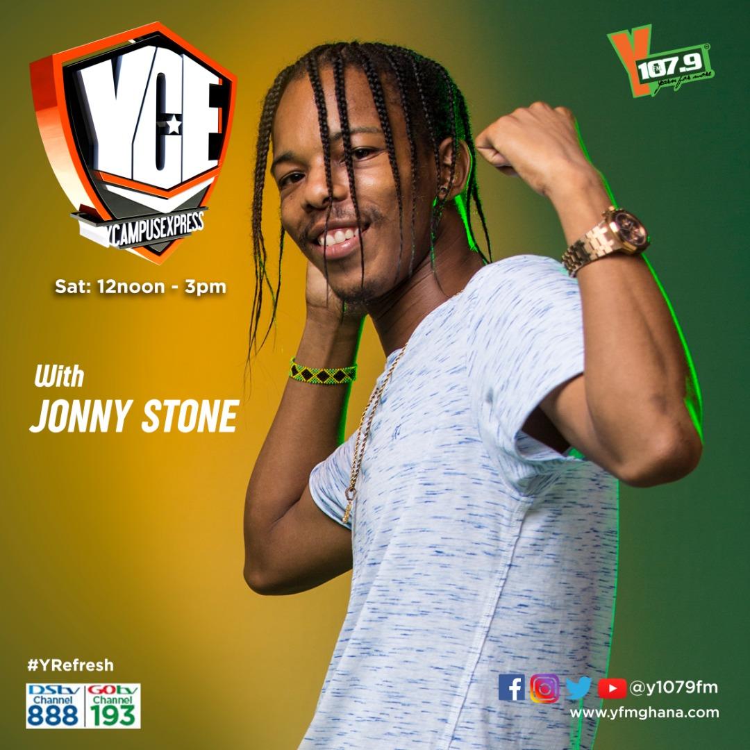 YCE with AD Jonny Stone