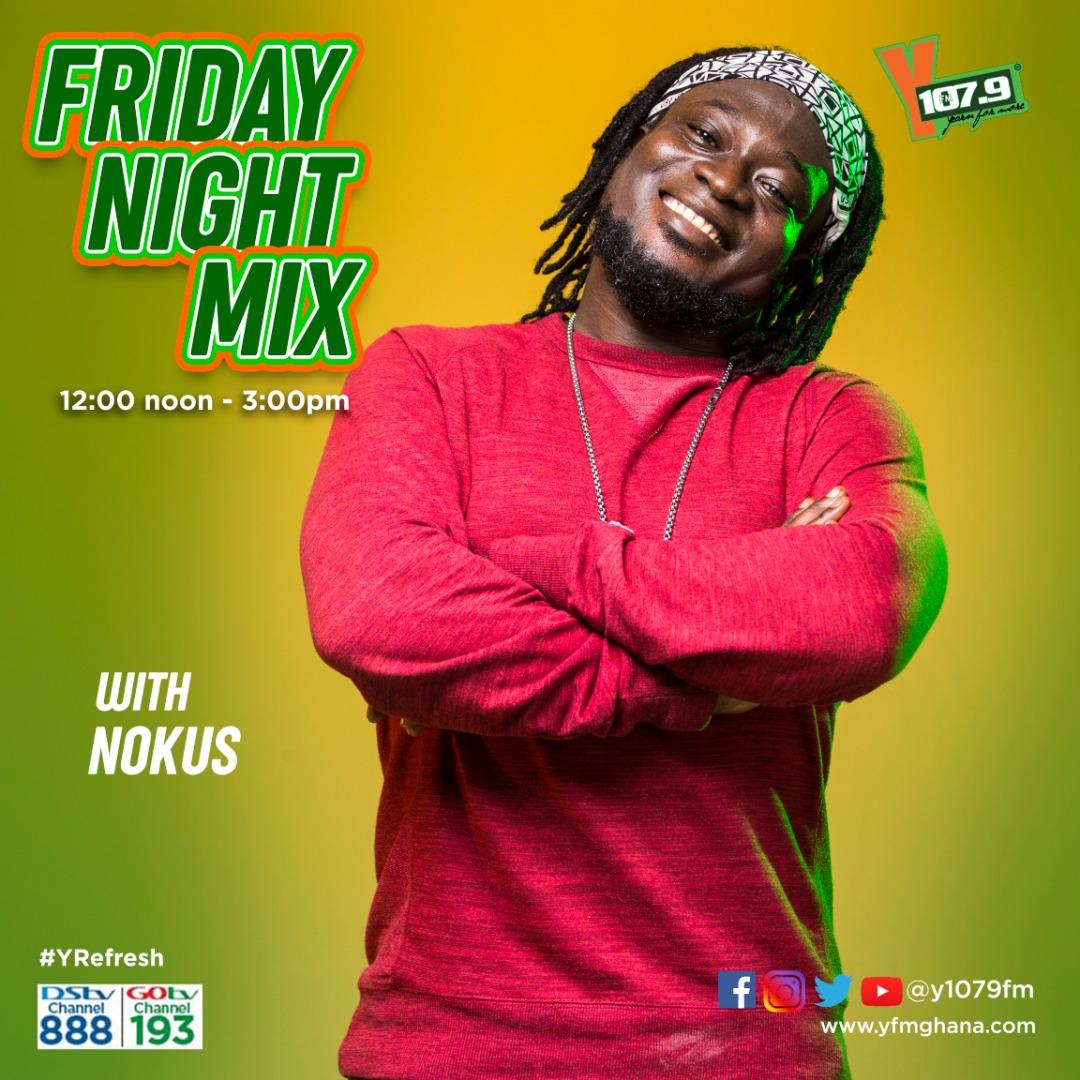 Friday Night Mix with Nokus